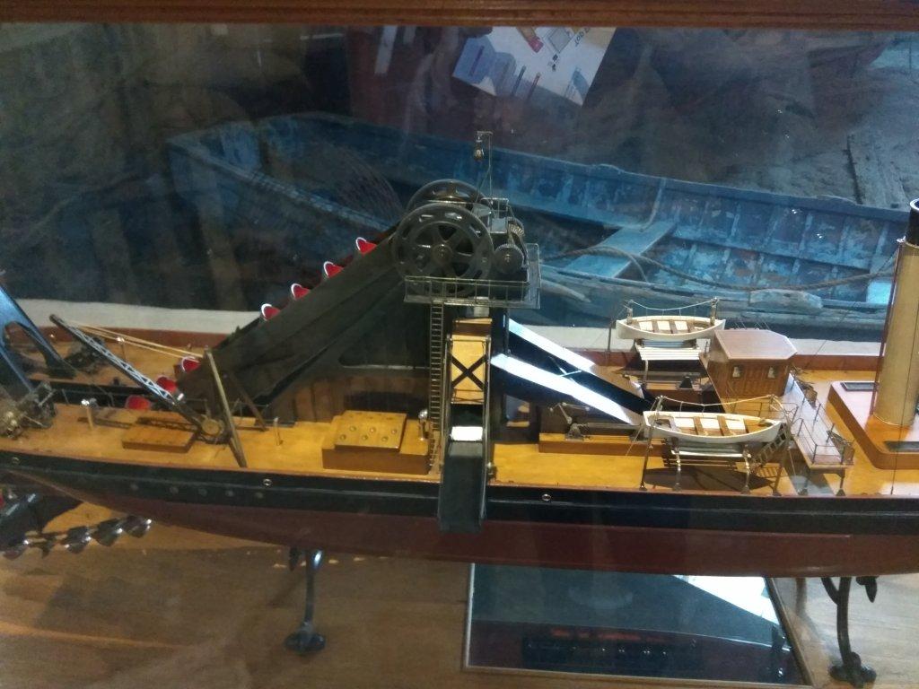 Морской музей Вояджер картинки