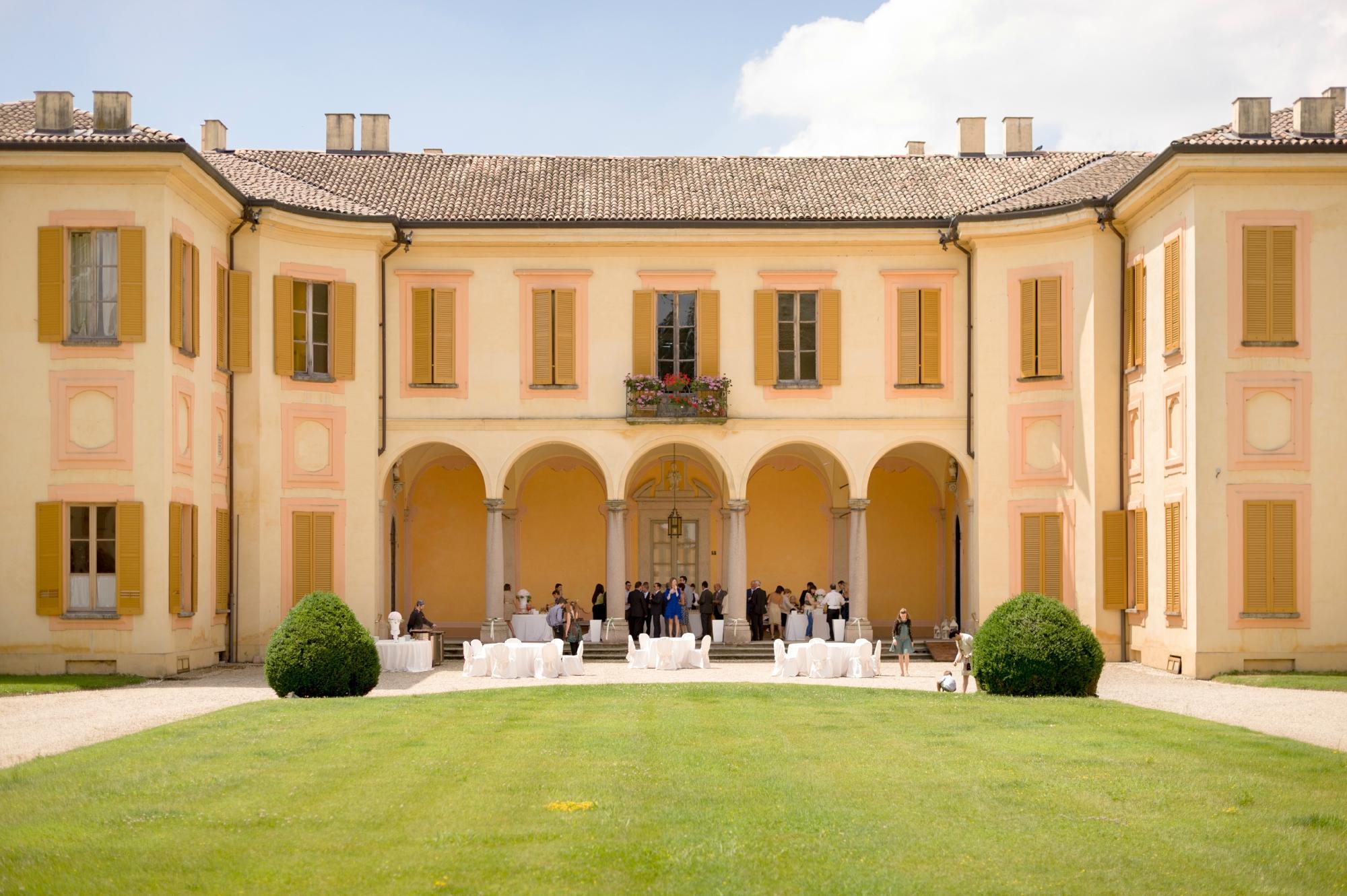 Villa flavia pavia foto 37