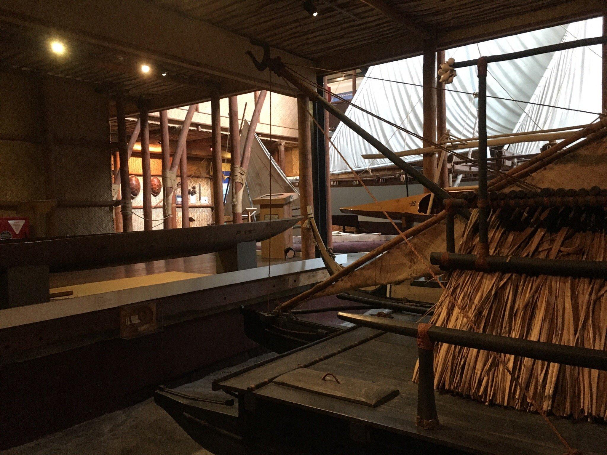 Морской музей Вояджер