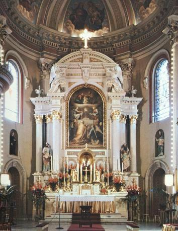 an overview of the alphonsus saints life in italy Church of st alphonsus liguori, rome, rome, italy 194 likes 813 were here the church of st alphonsus liguori is a rectory church located on the via.
