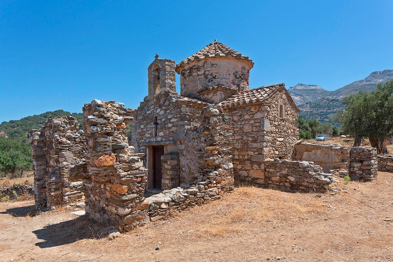 Киклады, Греция достопримечательности