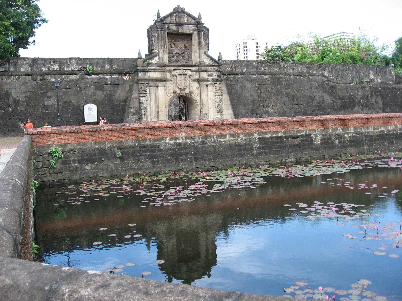 fort santiago visitation