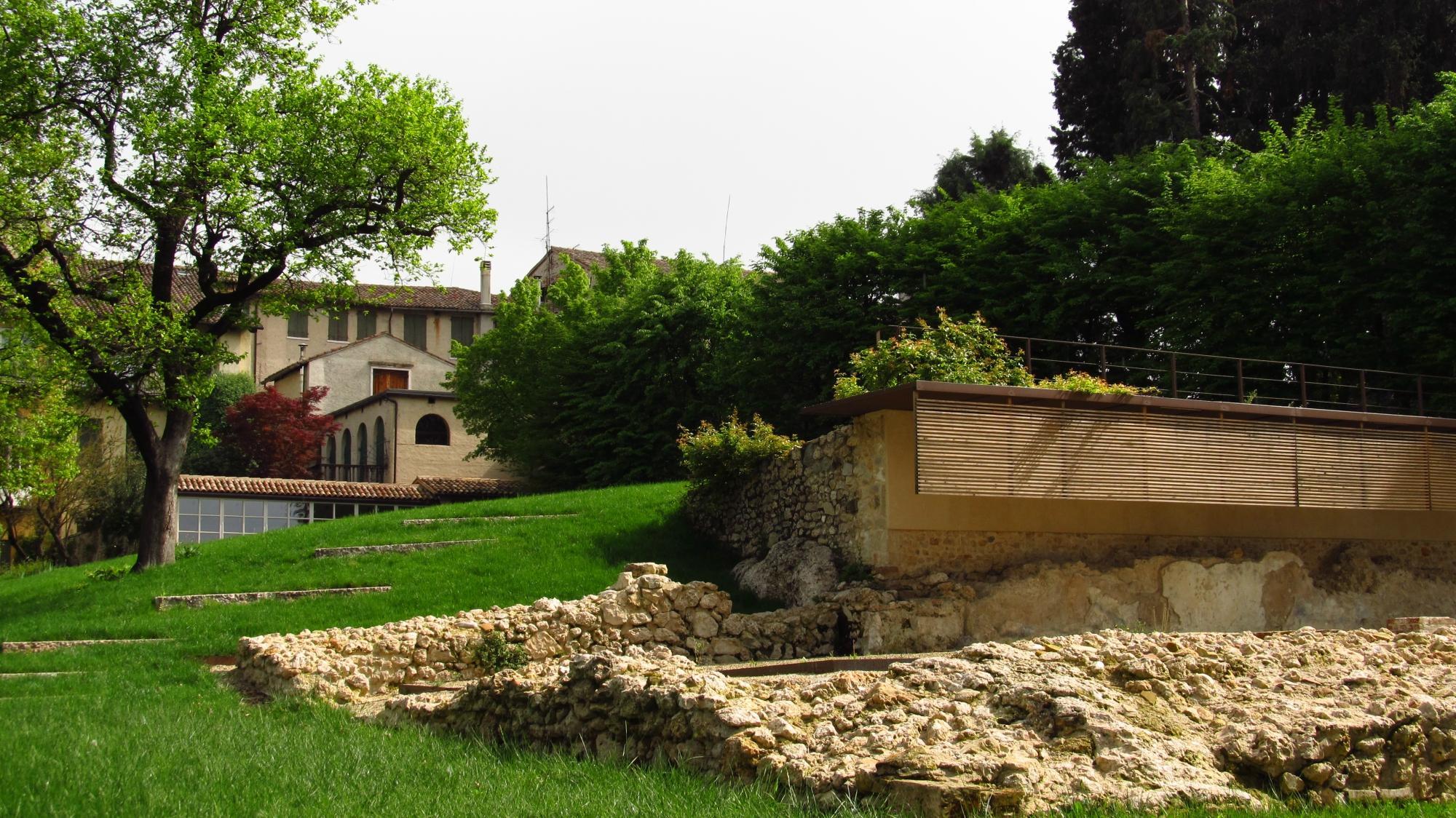 Villa flavia pavia foto 65