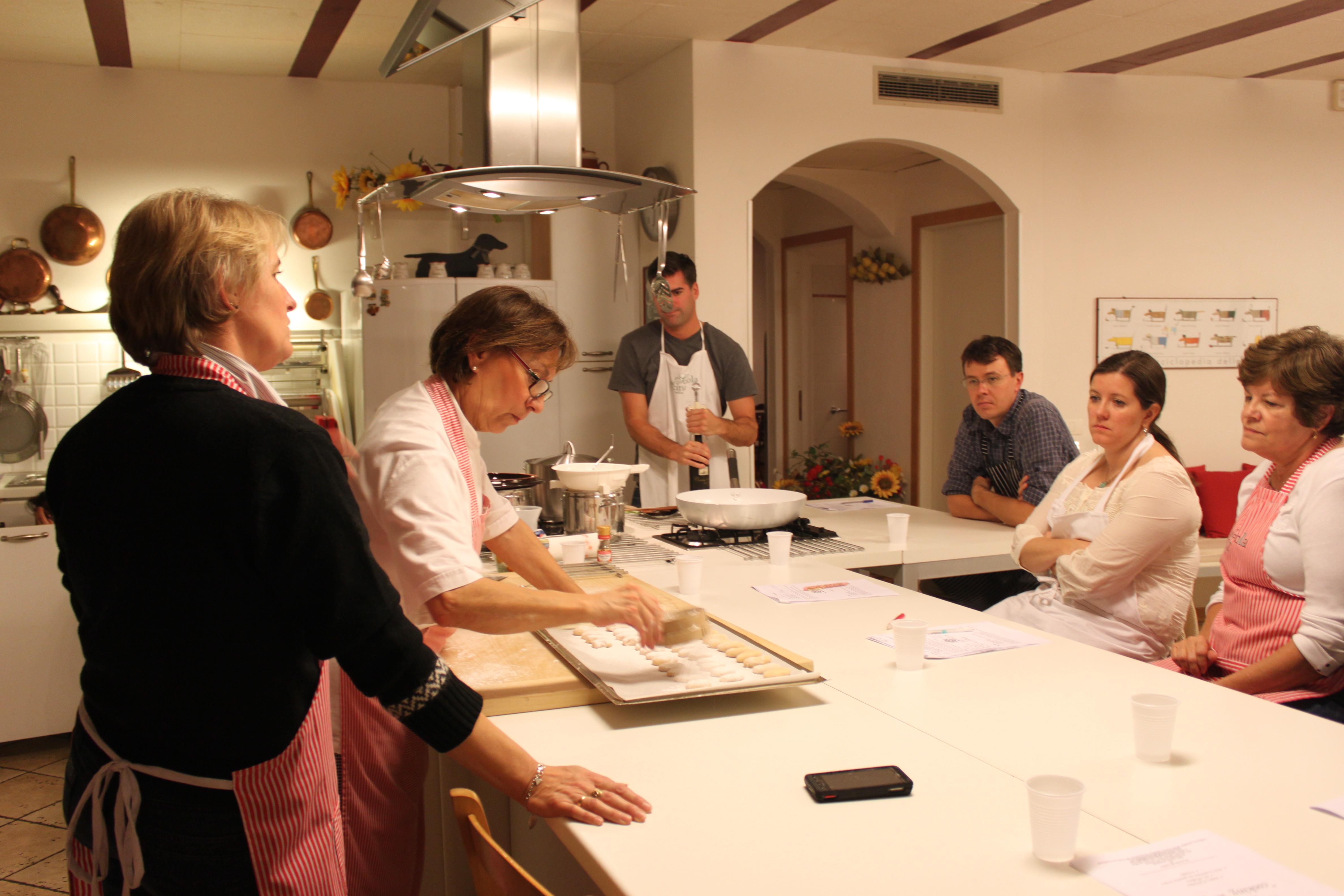 Scuola di cucina siena