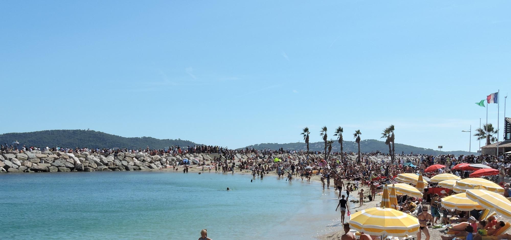 Фото диких пляжей франции