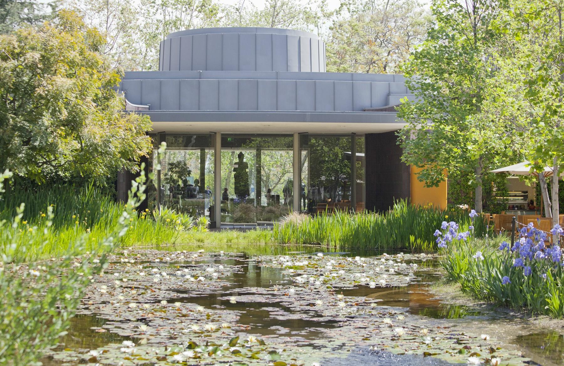 a report on the norton simon art museum in pasadena california