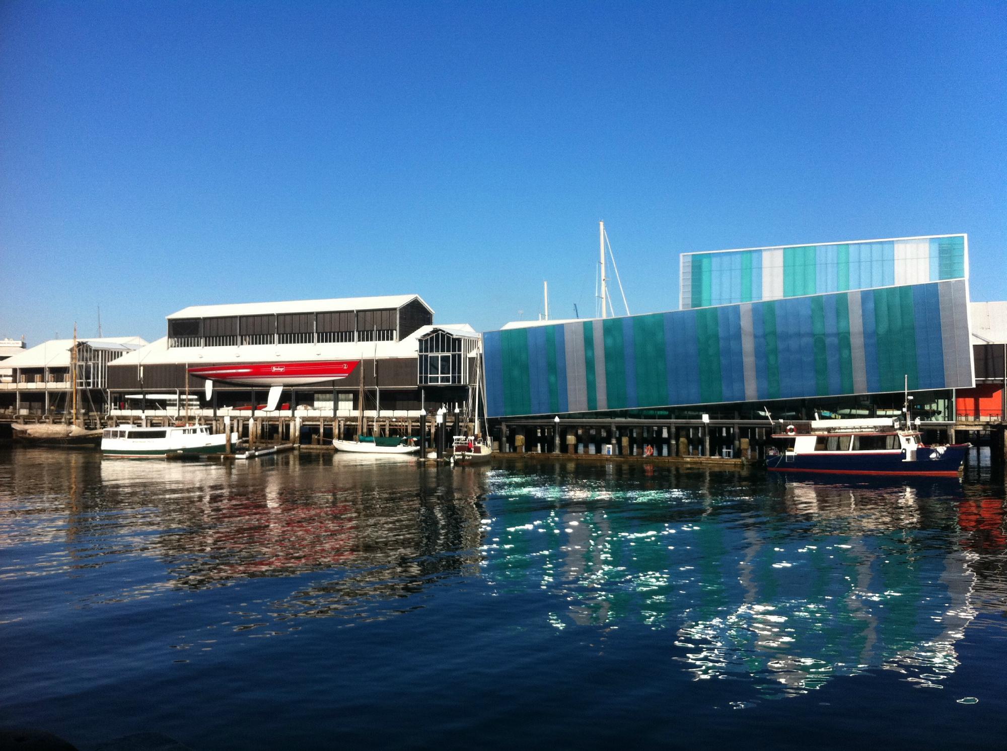 Посмотрите - Морской музей Вояджер видео