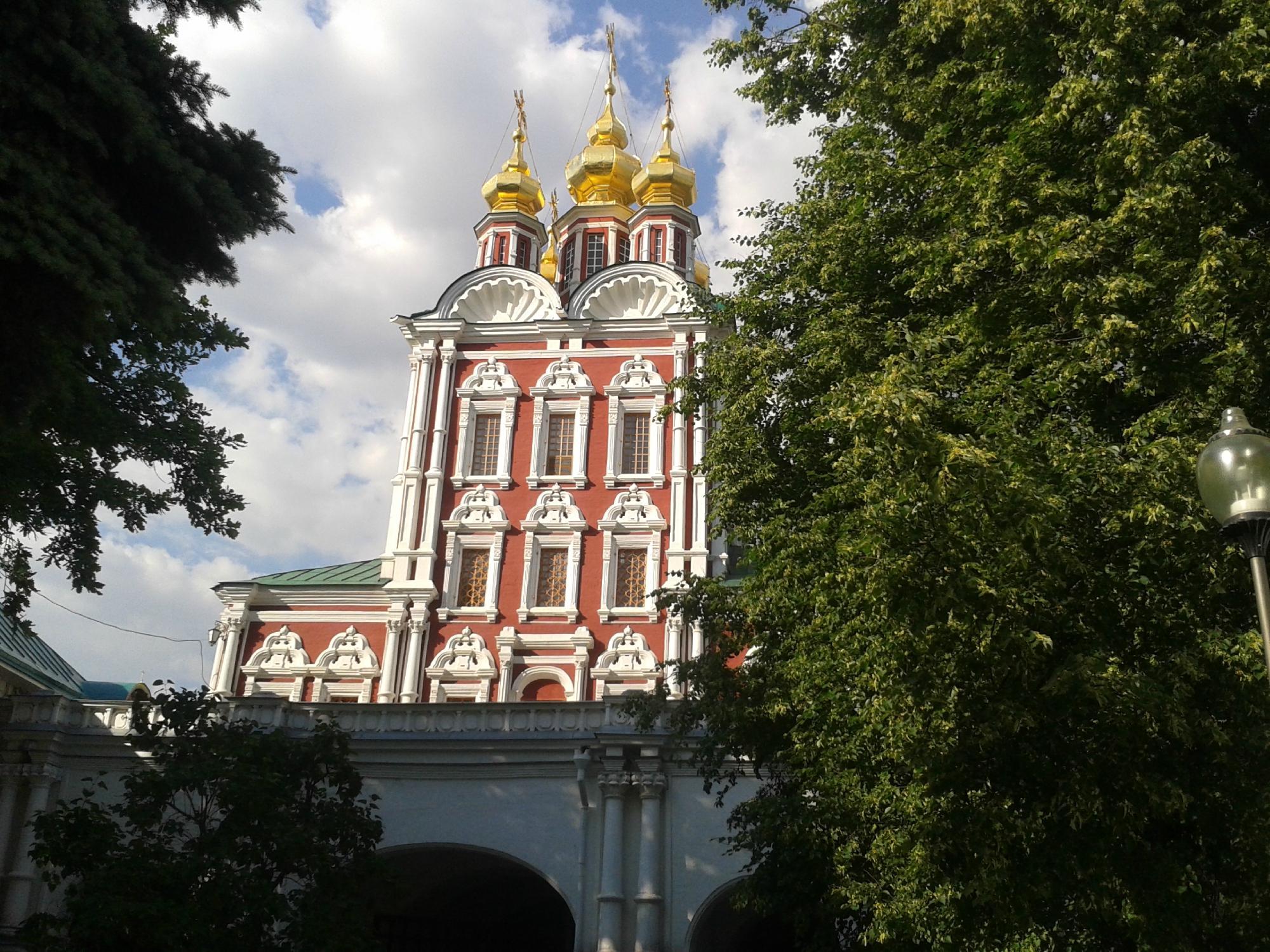 Окрестности новодевичьего монастыря фото 4